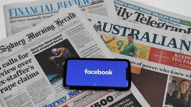 Australia keu goi chung tay chong lai su 'bat nat' cua Facebook hinh anh 1