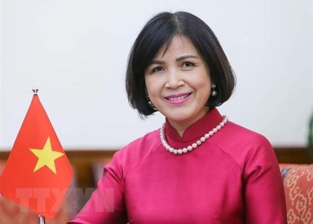 Viet Nam du phien ra soat chinh sach thuong mai cua Myanmar tai WTO hinh anh 1