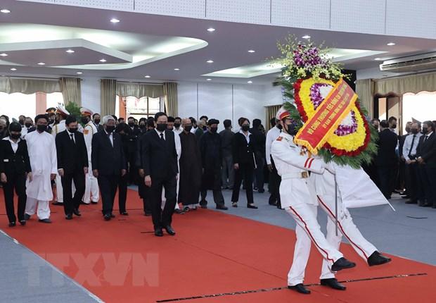 Le tang trong the nguyen Pho Thu tuong Truong Vinh Trong hinh anh 15