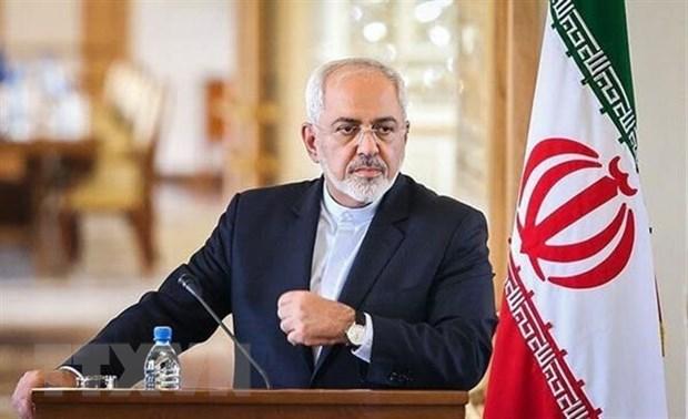 Iran chi trich My tiep tuc ap dat cac bien phap trung phat hinh anh 1