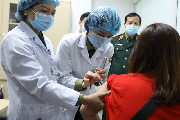 Hoan tat 560 mui tiem thu nghiem vaccine Nano Covax giai doan 2 hinh anh 1