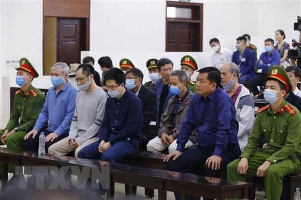 Xet xu vu Ethanol Phu Tho: Bi cao Dinh La Thang linh them 11 nam tu hinh anh 3