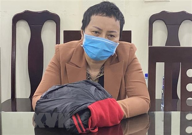 Nguyen Giam doc So Y te Son La bi bat ve hanh vi thieu trach nhiem hinh anh 1