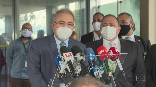 Brazil: Nguon cung oxy cho benh nhan COVID-19 giam rat manh hinh anh 1