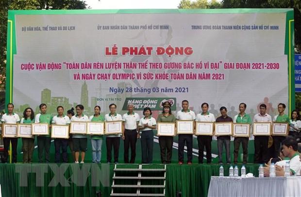 Phat dong toan dan ren luyen than the theo guong Bac Ho vi dai hinh anh 4