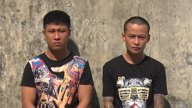 Kien Giang: Bat giam 2 doi tuong cho vay nang lai den 20% moi thang hinh anh 1