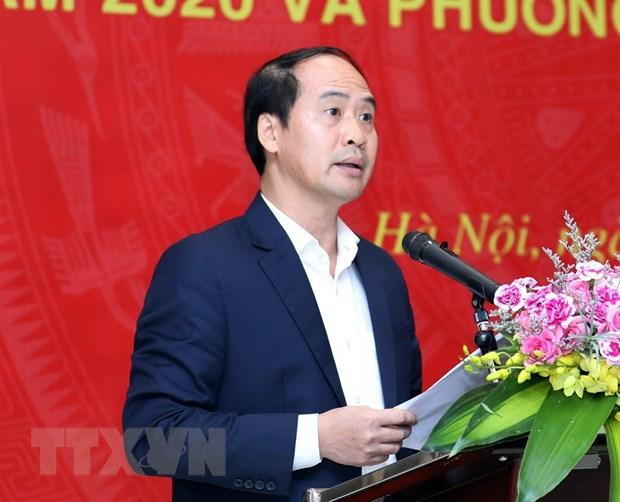 Thu tuong bo nhiem Thu truong Bo Lao dong-Thuong binh va Xa hoi hinh anh 1