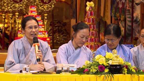Vu goi hon tai chua Ba Vang: Bac toan bo don kien cua ba Pham Thi Yen hinh anh 1