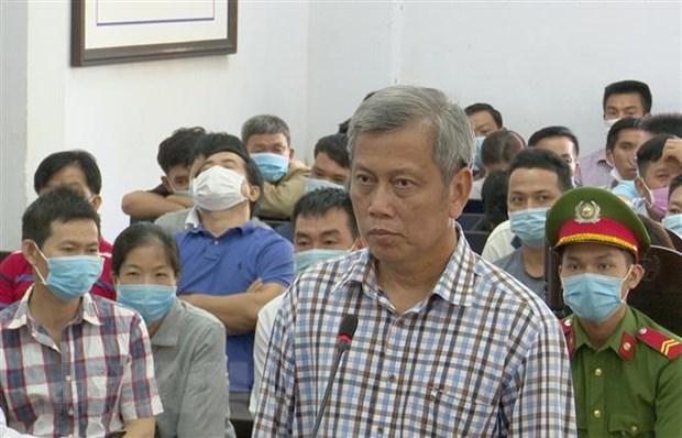 Vu xang gia tai Dak Nong: Xet xu so tham Trinh Suong va 38 dong pham hinh anh 1