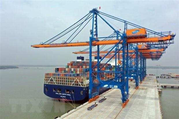Hệ thống cảng biển của Việt Nam có thêm 8 bến cảng mới