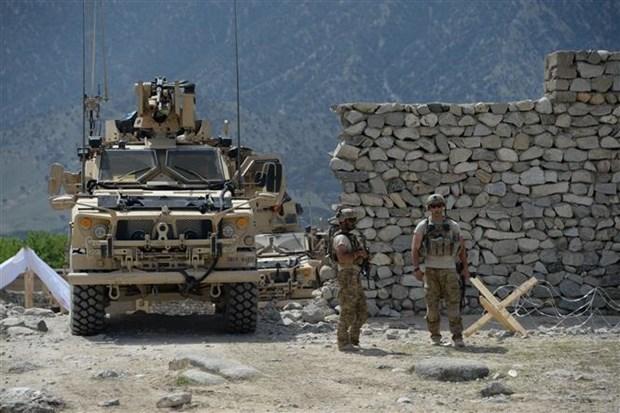 Ngoai truong My tham Afghanistan thong bao viec rut quan hinh anh 1