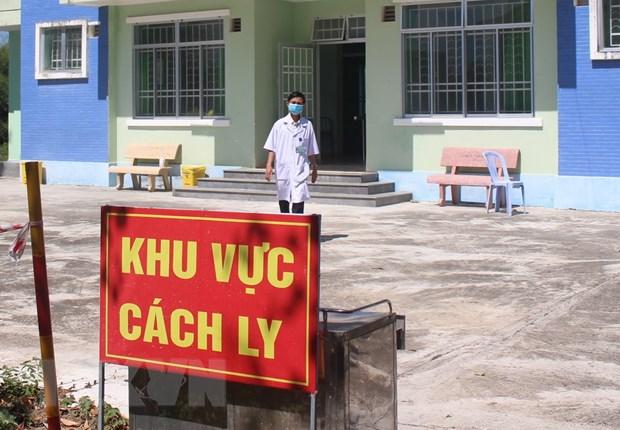 Yen Bai ghi nhan mot truong hop nhap canh duong tinh voi SARS-CoV-2 hinh anh 1
