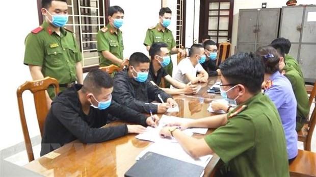 Quang Binh: Triet xoa nhom doi tuong hoat dong cho vay nang lai hinh anh 1