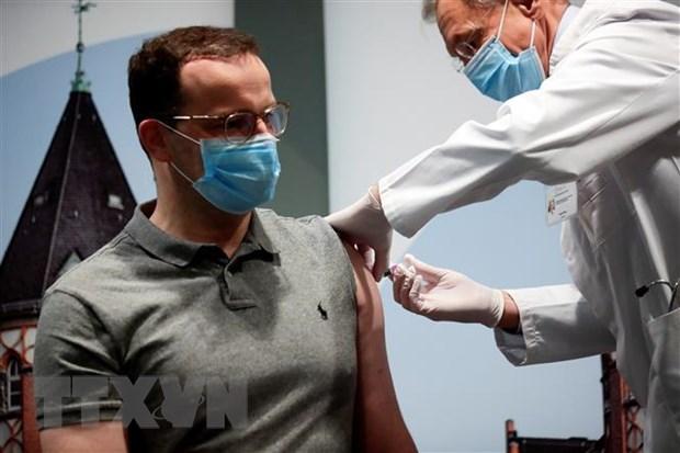 Duc khong han che nhom nguoi duoc tiem vaccine cua Johnson&Johnson hinh anh 1