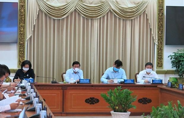 Thanh pho Ho Chi Minh khoi thong cho nhung du an ach tac keo dai hinh anh 1