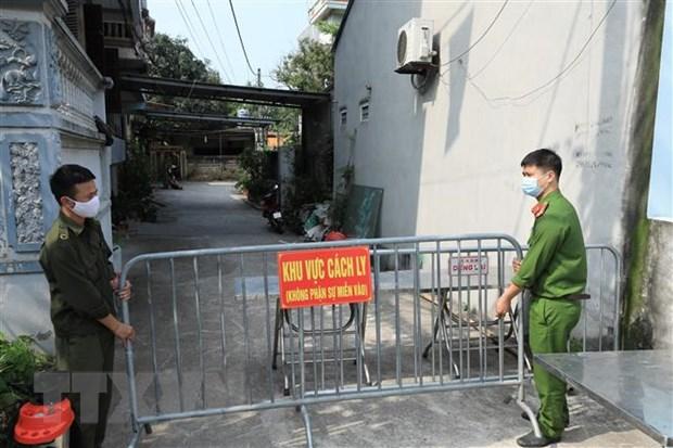 Dich COVID-19: Thanh pho Ha Noi nhan rong mo hinh cach ly 3 lop hinh anh 1