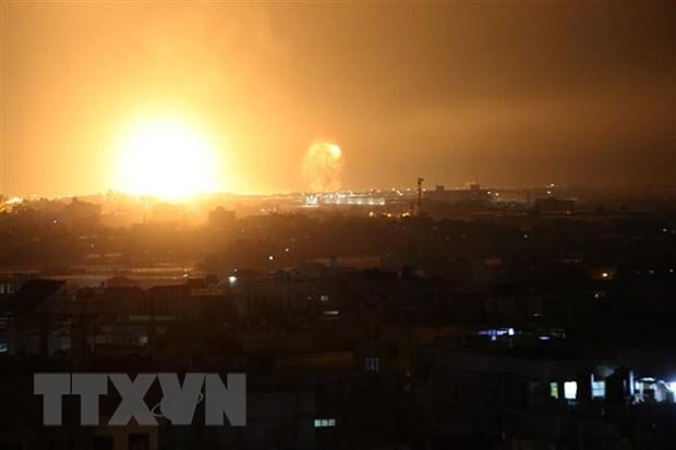 Cang thang Israel-Palestine leo thang, thuong vong gia tang hinh anh 1