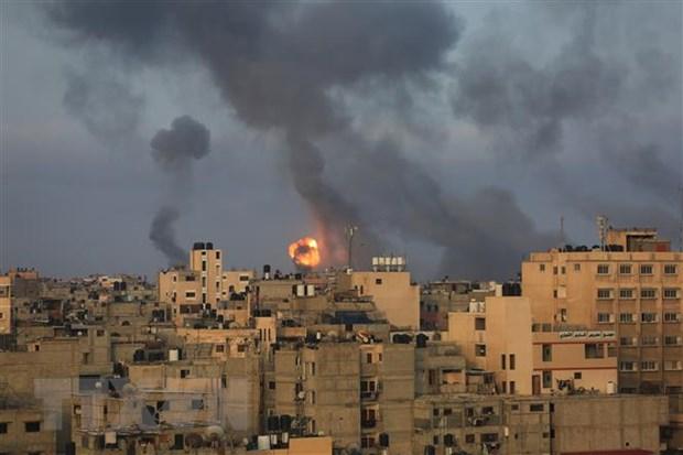 Cang thang Israel-Palestine leo thang, thuong vong gia tang hinh anh 2