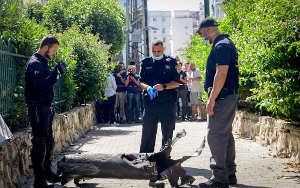 Phong trao Hamas su dung may bay khong nguoi lai tan cong Israel hinh anh 1