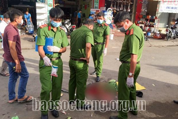 Soc Trang: Dieu tra lam ro vu au da khien hai nguoi tu vong hinh anh 1