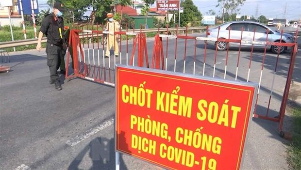 Bac Ninh: Gian cach xa hoi toan huyen Yen Phong tu 14 gio ngay 15/5 hinh anh 1