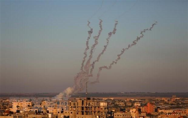 Xung dot Israel-Palestine: My, Ai Cap san sang ho tro 2 ben ngung ban hinh anh 1