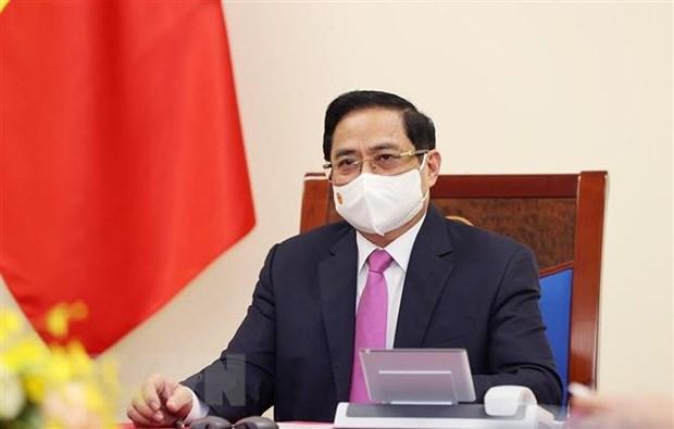 Khai mac Hoi nghi Quoc te lan thu 26 ve Tuong lai chau A hinh anh 1