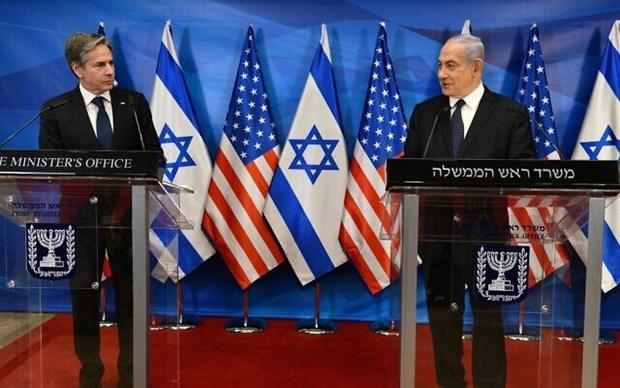 My ung ho giai phap hai nha nuoc cho cuoc xung dot Israel-Palestine hinh anh 1