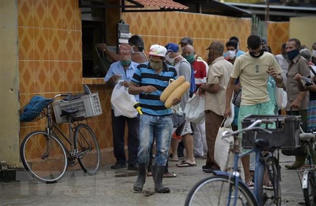 Oxfam: Lenh cam van cua My gay ton hai toi loi ich cua nguoi dan Cuba hinh anh 1