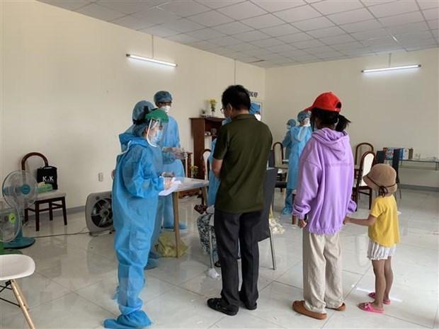 TP.HCM thêm 23 ca dương tính với SARS-CoV-2, có F3 trở thành F0 | Y tế |  Vietnam+ (VietnamPlus)