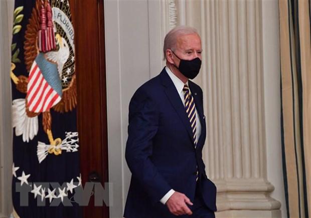 Tong thong Biden xem xet 'danh sach den dau tu' cua nguoi tien nhiem hinh anh 1