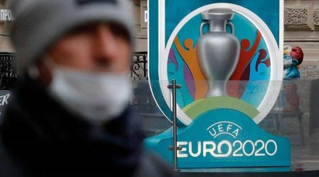 EURO 2020 sap dien ra giua vong vay dai dich COVID-19 hinh anh 1