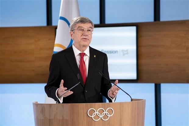 Chu tich IOC khang dinh Olympic Tokyo se dien ra theo dung ke hoach hinh anh 1
