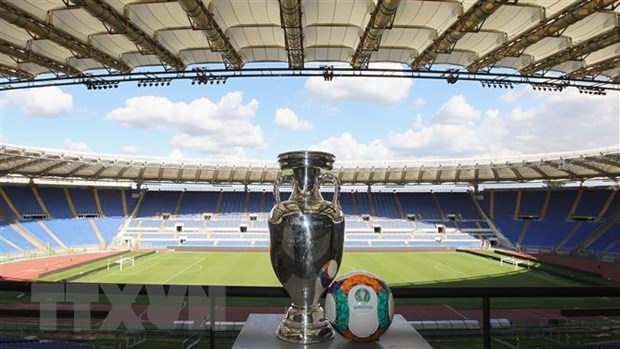 EURO 2020 sap dien ra giua vong vay dai dich COVID-19 hinh anh 3