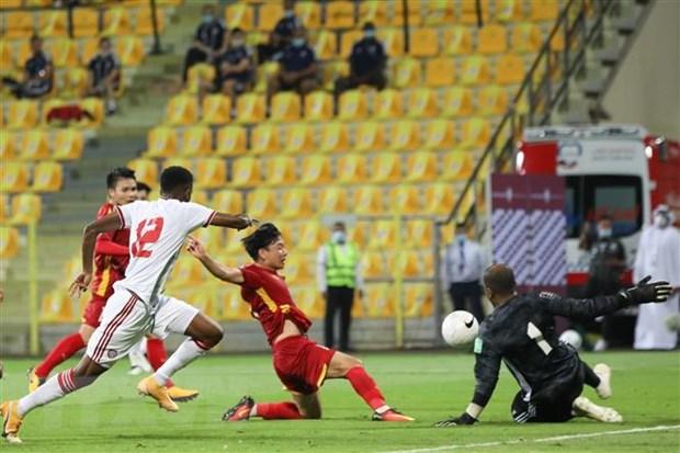 Vong loai World Cup: UAE giup tuyen Viet Nam nhin ro them thuc luc hinh anh 1