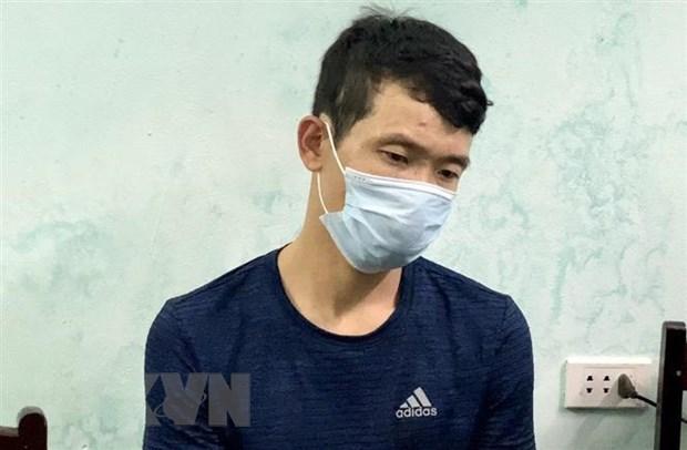 Quang Binh: Bat giu doi tuong mua ban 1.500 vien ma tuy tong hop hinh anh 1
