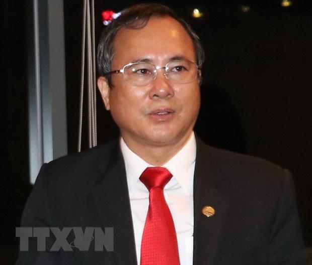 Bo Chinh tri, Ban Bi thu ky luat Ban Thuong vu Tinh uy Binh Duong hinh anh 1