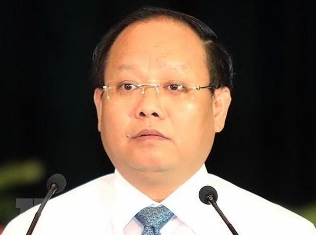 Vu an Cong ty Dau tu va Xay dung Tan Thuan: Khoi to ong Tat Thanh Cang hinh anh 1