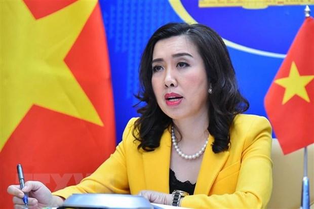 Viet Nam san sang hop tac voi EU trong van de quyen con nguoi hinh anh 1