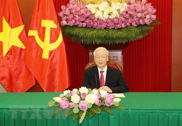 KPL: Bai viet cua Tong Bi thu Nguyen Phu Trong la bai hoc quy hinh anh 1