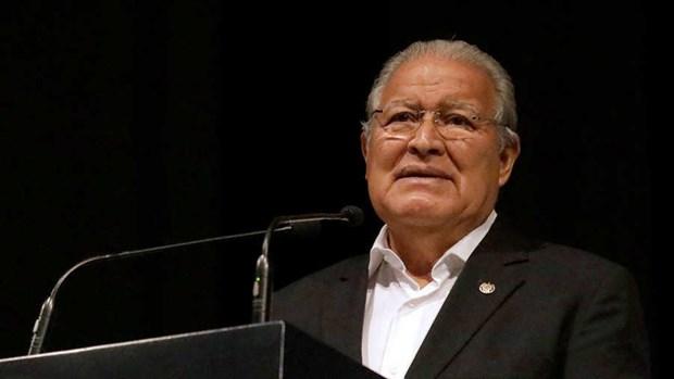 El Salvador phat lenh truy na quoc te cuu Tong thong Sanchez Ceren hinh anh 1