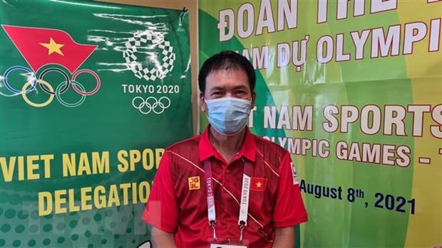 Viet Nam van con khoang cach kha xa voi the gioi o dau truong Olympic hinh anh 2