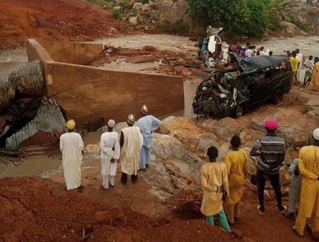 Nigeria: Tai nan giao thong tham khoc lam 21 nguoi thiet mang hinh anh 1