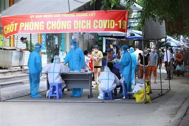 Chong COVID-19, muc tieu uu tien cua Ha Noi truoc va sau ngay 6/9 hinh anh 2