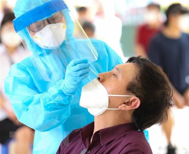 Ha Noi tang toc xet nghiem, tiem vaccine phong COVID-19 hinh anh 1