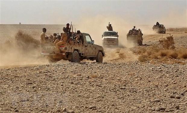 Giao tranh ac liet tai Yemen khien gan 80 nguoi thiet mang hinh anh 1