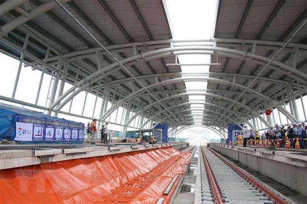 Du an metro so 1 Ben Thanh-Suoi Tien lai tre hen them 2 nam hinh anh 2