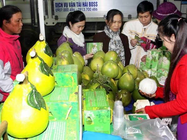 Tren 300 DN du Hoi cho thuong mai Festival Hoa hinh anh 1