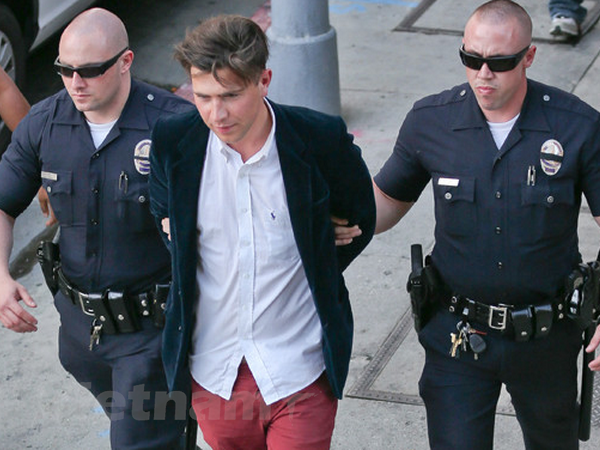 Ke dam Brad Pitt tung la chuyen gia quay pha tren tham do hinh anh 2