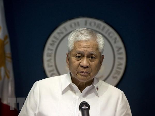 Philippines thuc toa quoc te som ra phan quyet vu kien Trung Quoc hinh anh 1